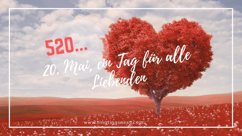 "Der ""ich liebe dich"" Tag am 20. Mai in China (520)"