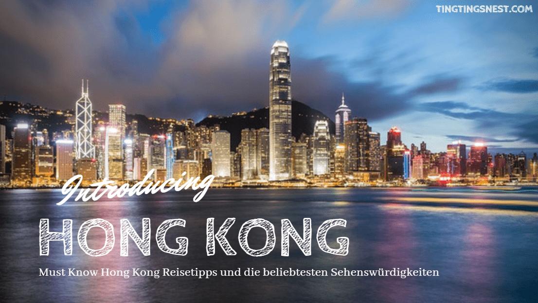 Alles was du für deine erste Hong Kong Reise 2019 wissen solltest