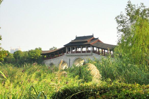 Tai Hu See und Xues' Garden in Wuxi