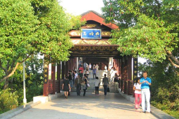 Die besten Orte für eine atemberaubende Sicht über den Taihu