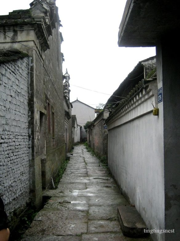Ningbo Zoumatang Ancient Village