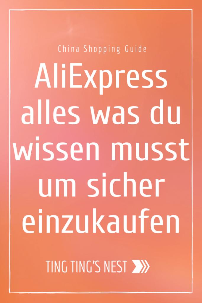 Erfahrungen Wie Einkauft Man Bei Sicher Aliexpress Absolut DHI29E