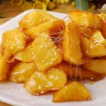 ♨ Kandierte Süßkartoffeln (Ba Si Di Gua)