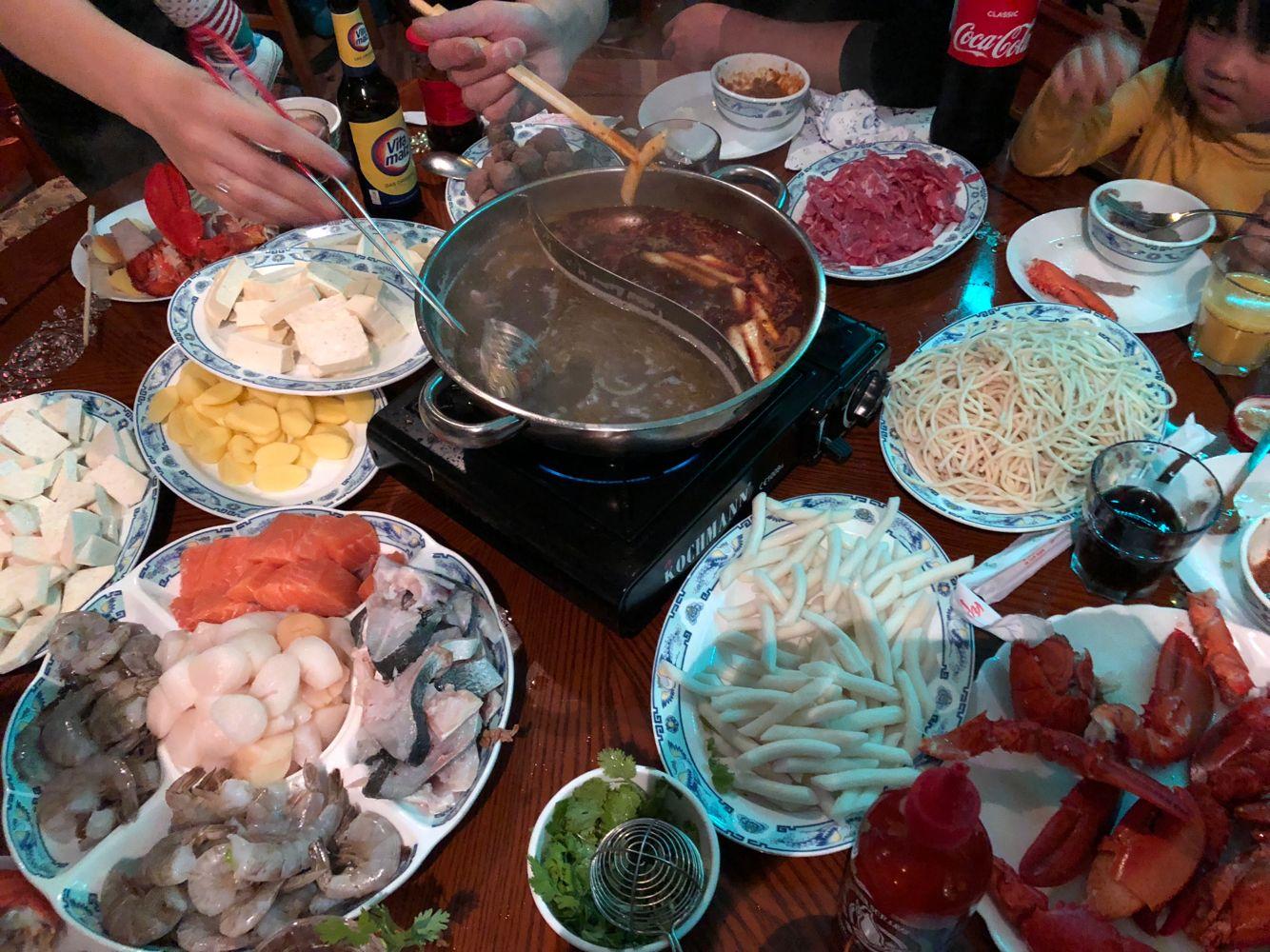 The Chinese Hotpot (Huo Guo)