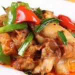♨ Doppelt gegartes Schweinefleisch – Hui Guo Rou