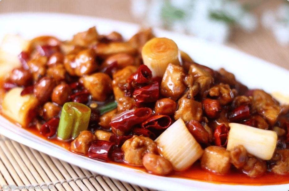 ♨ Kung Bao Hähnchen - Gong bao ji ding