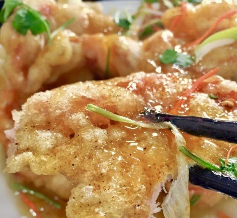 ♨ Knuspriges Schweinefleisch süß sauer - Guo Bao Rou
