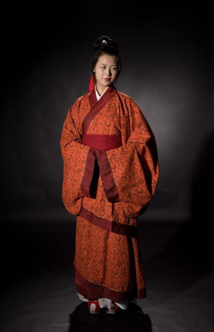 Die Entwicklung der Traditionell chinesische Kleidung