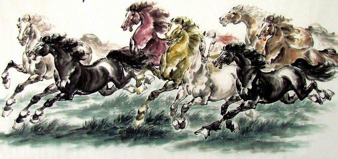 2014 – Das Jahr des Pferdes