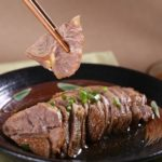 ♨ In Sauce gekochtes Rindfleisch – jiang niu rou