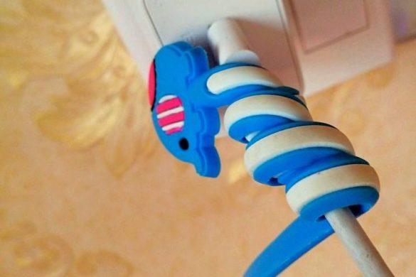 Anti Kabel-Wirr-Warr – Kabelaufwickler