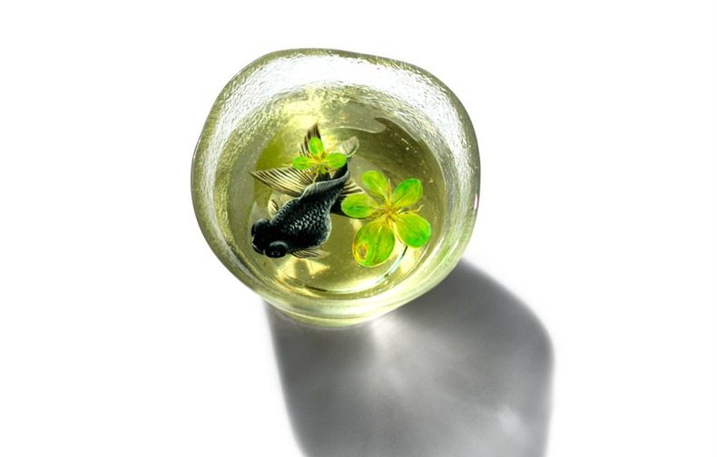 3D Fische – Wenn uns da das Auge mal nicht betrügt!