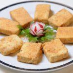 ♨ Knuspriges Tofu