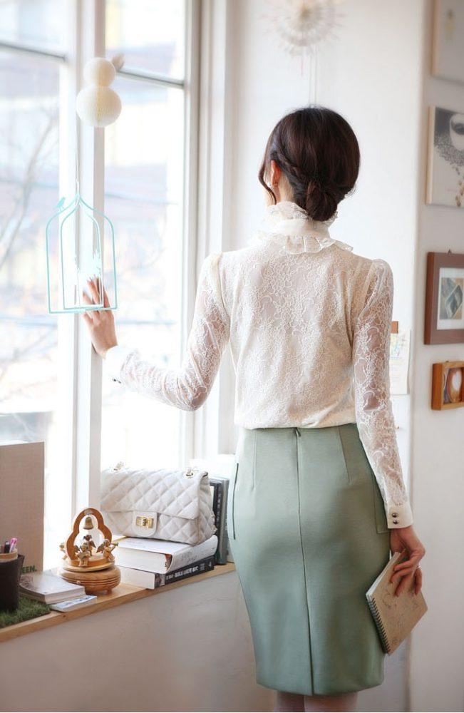 Koreanische Mode