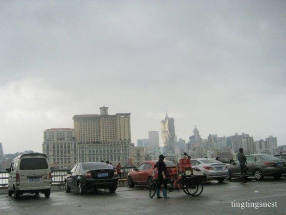 Das Fischermädchen in Zhuhai