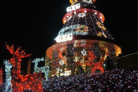 Das Nachtleben in Ningbo