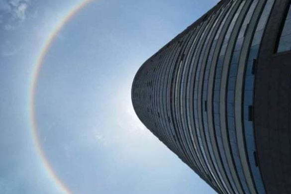 Halo in Ningbo erschienen
