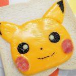 ♨ Pikachu Toast
