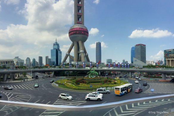 Shanghai Lujiazui Viertel – Was es dort zu sehen gibt