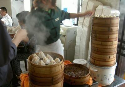 Wuxi's Famous Xiao Long Bao